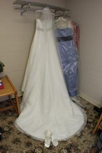 styles de robe de mariage des années 70