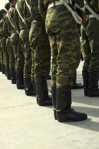 Que faire avec de vieux uniformes militaires