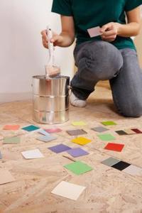 Comment peindre étagères bois