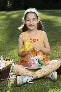 Église Jeux de Pâques pour les enfants