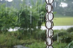indications pour la fabrication des cha nes de pluie. Black Bedroom Furniture Sets. Home Design Ideas