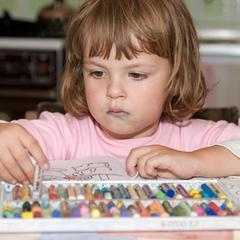 Activités pour enfants d'âge préscolaire d'art pour Noël