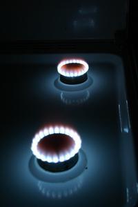 Comment Grill utilisant une cuisinière à gaz