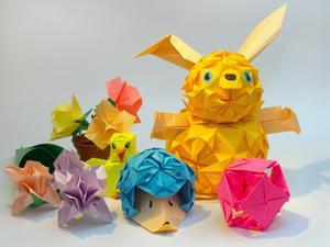 Comment faire les Origami Magic Ball Creasings