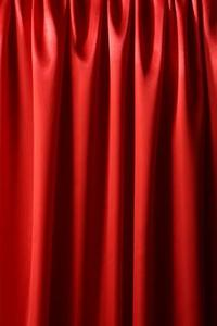 Comment décorer avec des rideaux rouges