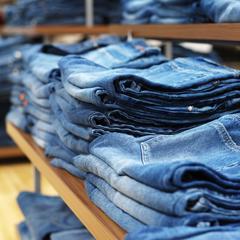 Conversion de taille européenne pour les jeans