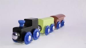 Comment construire de grands playscapes train Bois