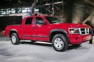 Comment faire pour supprimer l'arrière coulissante, verre, fenêtre sur un Dodge Dakota