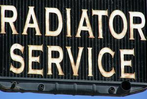 Comment puis-je supprimer une Cadillac Radiateur 99?