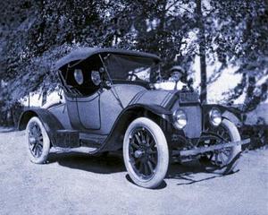 Histoire de voitures des années 1910