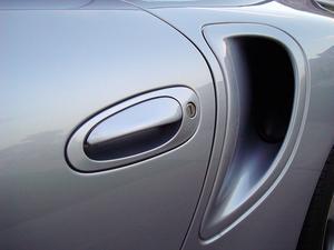 Comment faire pour supprimer Dents d'une porte de voiture