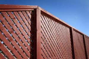 Creative clôture de protection Idées