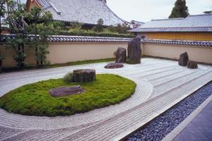 La floraison des arbres pour jardins zen