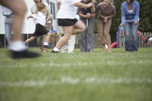 Les effets de parents sur les jeunes enfants Jouer Sport