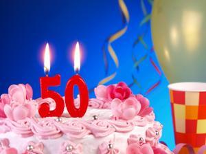 50e anniversaire idées invitation de fête de formulation