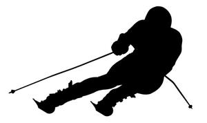 Comment puis-je de ski sur les Atomic D2 Vario Cut Skis?