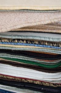 Comment couper un tapis de porte-à-Taille