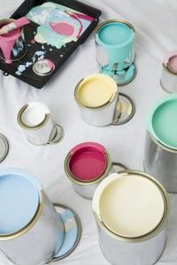 Comment faire de petites quantités de peinture Aller plus