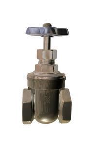 Comment remplacer la vanne d'arrêt sur une conduite d'eau