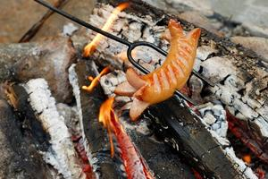 Comment faire un feu de camp grill