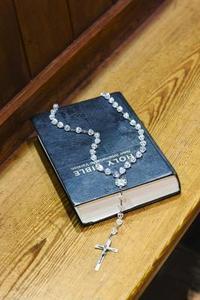 Parrain cadeaux pour un baptême catholique