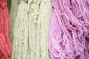Comment Distribuez-Dye Fils acryliques