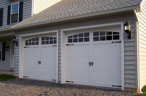 Comment faire un Chalet Garage Door Regardez style