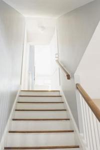 Comment Lay linoléum dans les escaliers