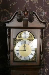 Comment R 233 Parer Une Horloge Comtoise Tempus Fugit