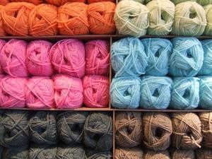 Comment lire une étiquette de fils pour tricoter