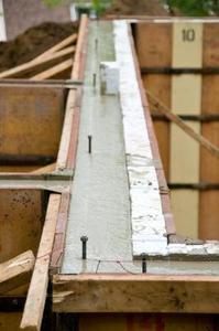 Les avantages de la construction sur dalles de béton