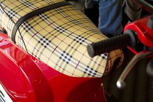 Ajustements général câble d'accélérateur sur un scooter à moteur