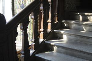 comment enlever la peinture des escaliers. Black Bedroom Furniture Sets. Home Design Ideas