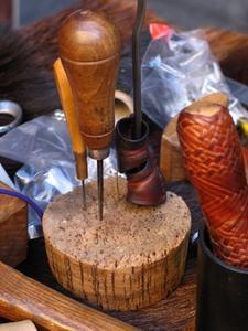 Outils pour du cuir