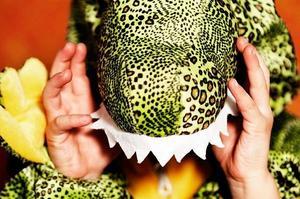Comment faire un costume de dinosaure