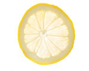Comment peindre une tranche de citron