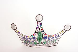 Comment faire couronnes princesse anniversaire