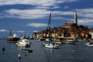 Septembre Météo sur la côte dalmate Croatie