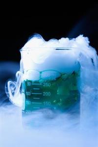 Comment garder la glace sèche fumeurs
