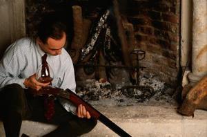 Comment mettre une écharpe sur un fusil Springfield 1903