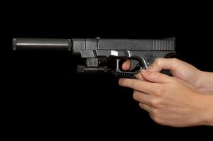 Armes à feu Lois Silencer