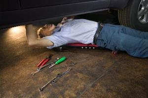Comment faire pour supprimer la pompe de direction assistée sur la Chevy Silverado 1995