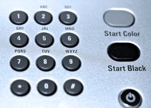 Comment configurer une machine de fax Avec DSL