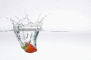 Comment photographier quelque chose chute dans l'eau