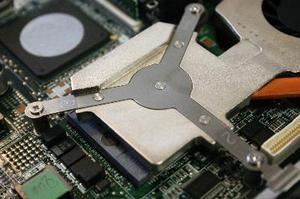 Comment faire pour installer une batterie CMOS dans un Dell Inspiron 4000