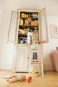 Idées pour Barbie stockage