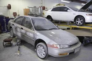 Comment réinitialiser SRS sur une Honda Accord 1995