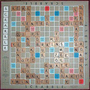 Comment remplacer Scrabble Pieces