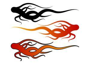 Comment peindre Flames sur un Chevy Bowtie