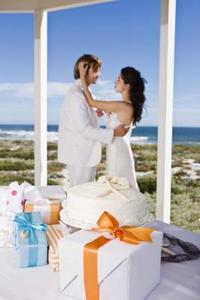 Qu'est-ce un cadeau de mariage unique pour mari est?